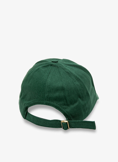 Koton Islemeli Şapka Yeşil